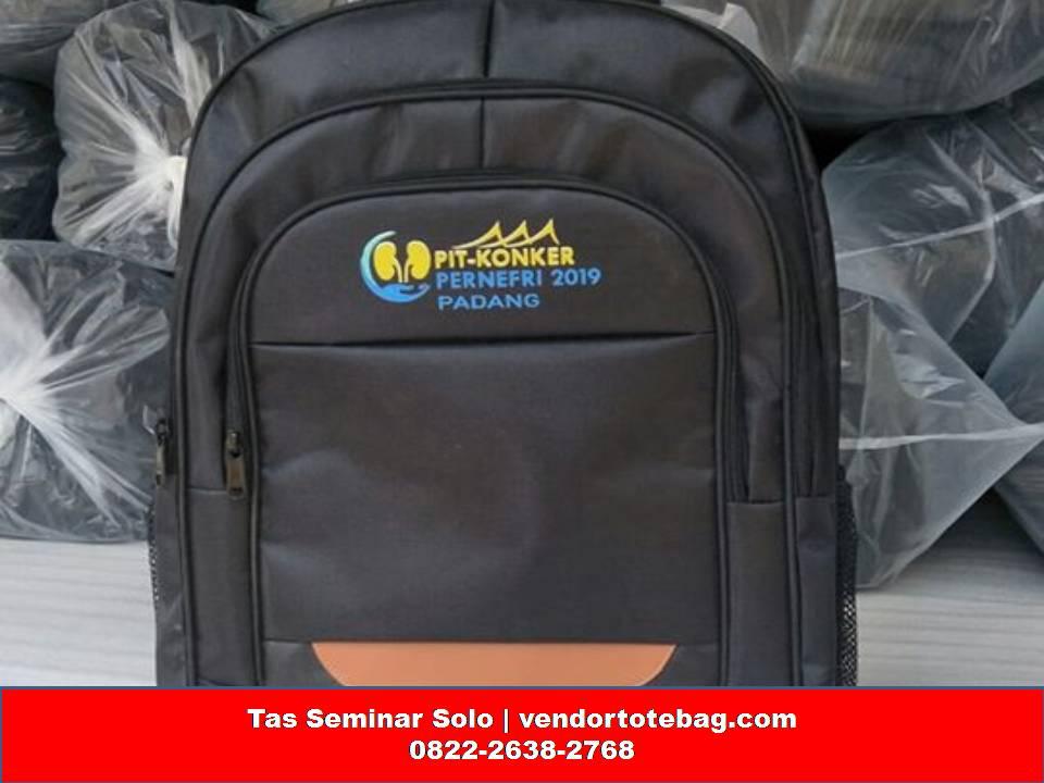 Tas Seminar Solo | vendortotebag.com
